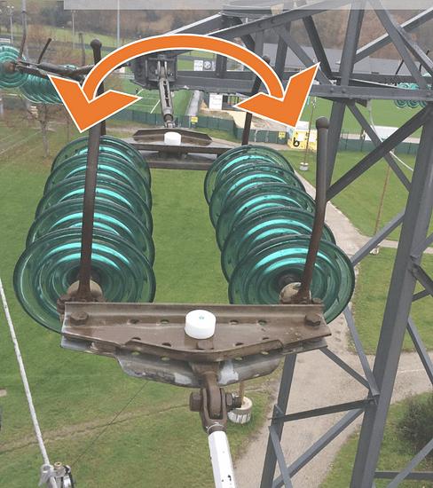Mesure de la flèche et des points de proximités géométrique grâce à plusieurs capteurs
