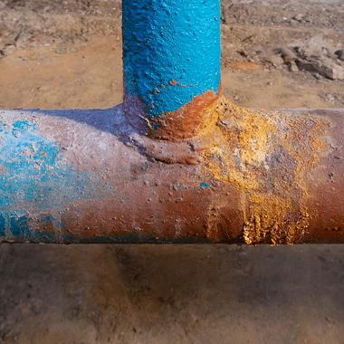 Suivi et surveillance de l'evolution de corrosion sur les pipelines grâce à l'analyse vibratoire